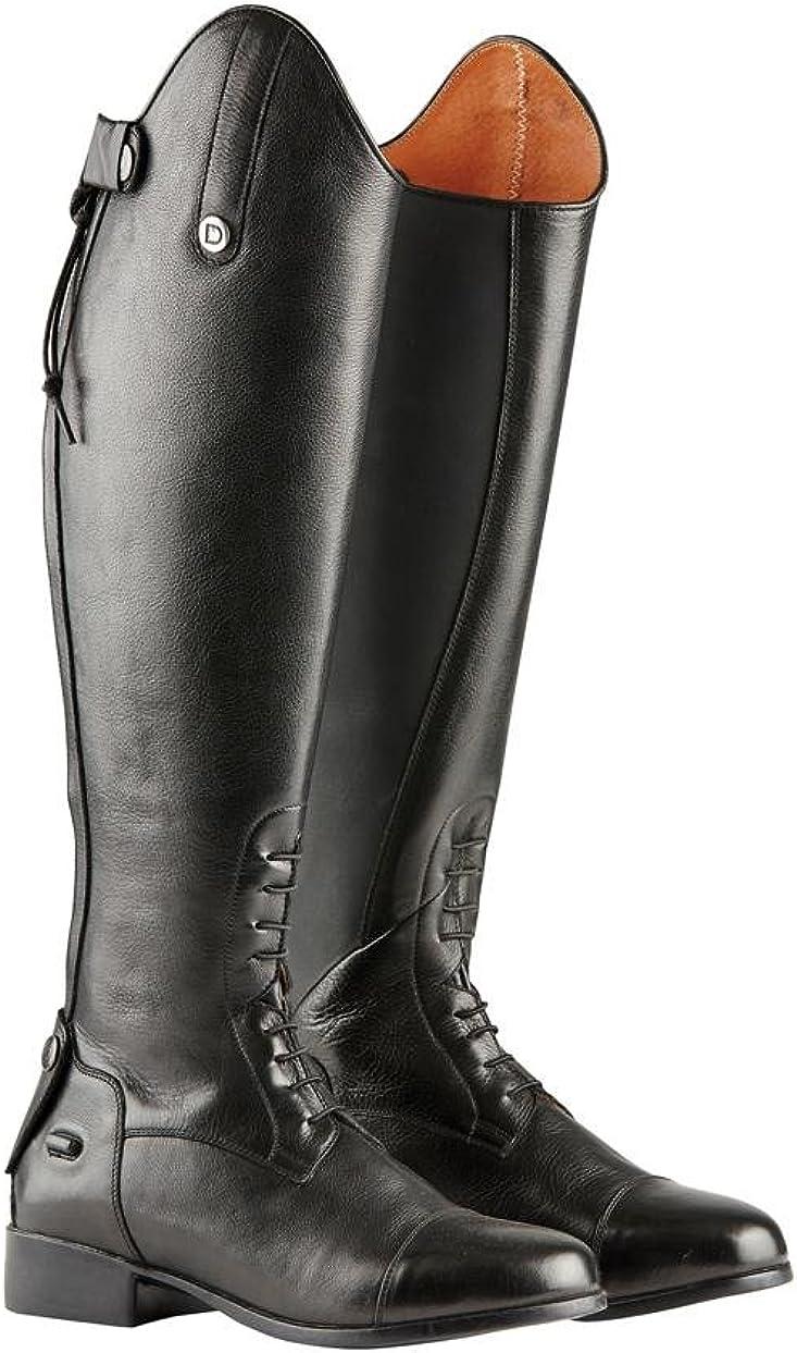 Dublin Holywell Tall Field Boots 8.5 Slim Regular Black