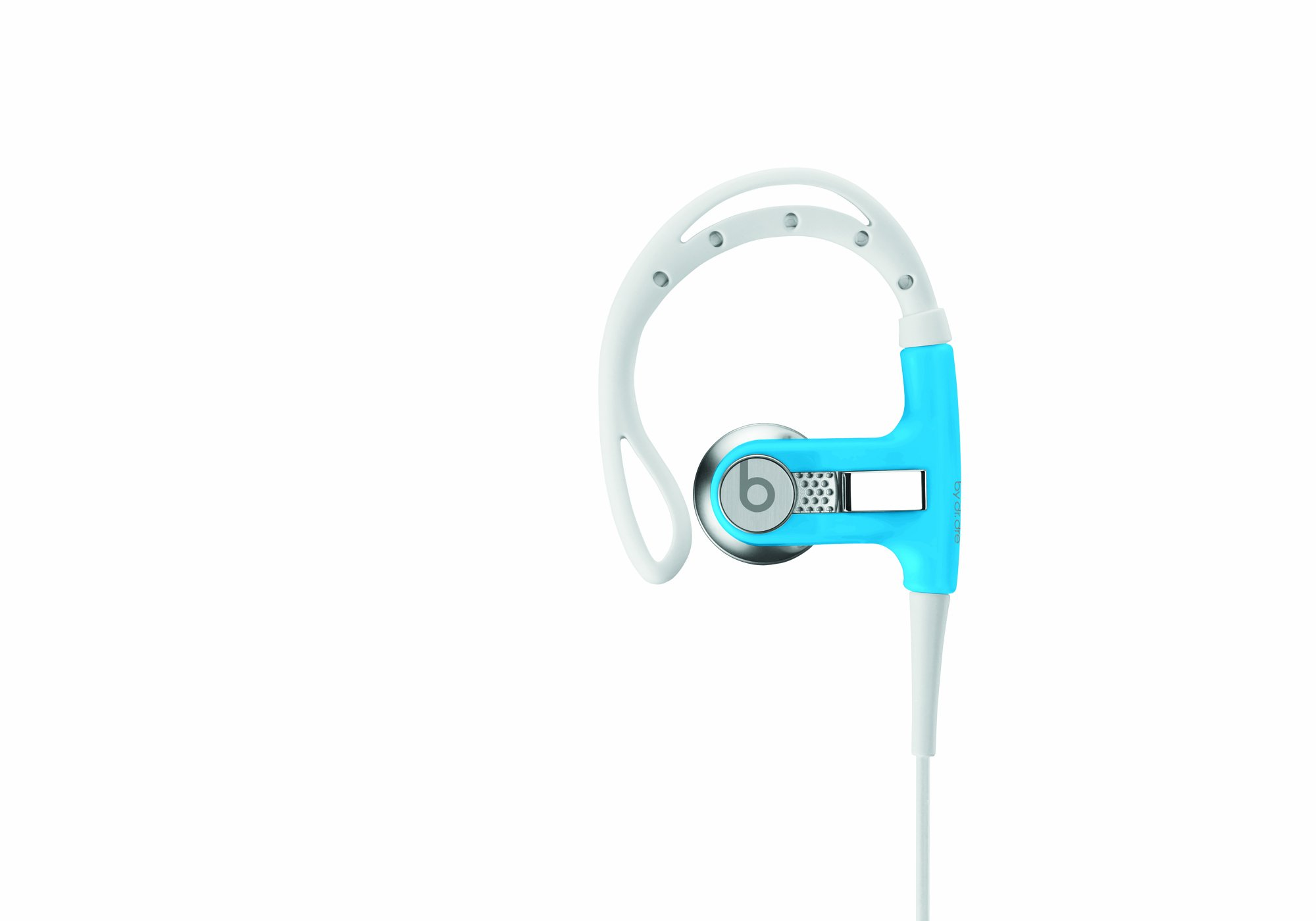 Powerbeats In-Ear Headphone - Neon Blue by Beats
