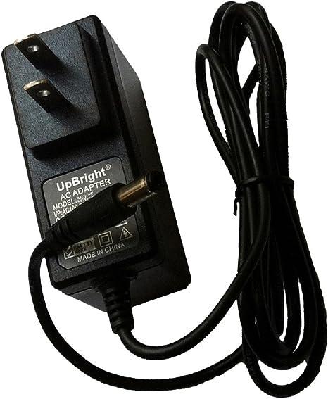 UpBright 12V 2A AC//DC Adapter Compatible with Elmo TT-02 TT-02u TT-02s TT-02RX TT02 TT-12 TT12 HV-100XG HV-110U HV110U P30HD XGA 9419 EV-200 5ZA0000104C ADS0243-U120200 CO-10 Presenter Camera Power