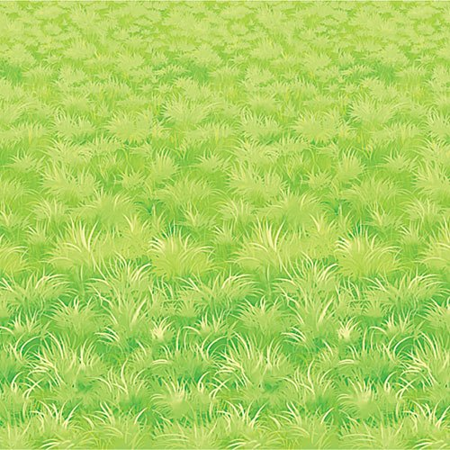 Meadow Backdrop Party Accessory (1 count) (1/Pkg)