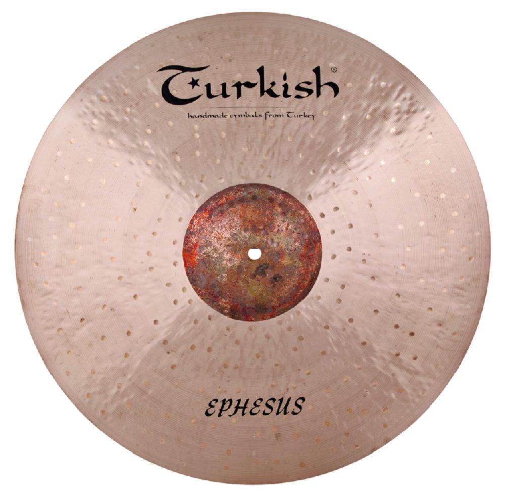 Turkish Cymbals Custom Series 22-inch Ephesus Ride Heavy * ES-RH22 B071G98TGH