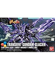 Bandai HGBF 1/144 Transient Gundam Glacier Gundam Model Kit (Resale Version)