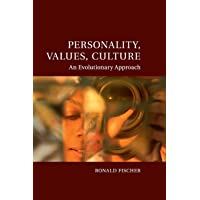 Personality, Values, Culture: An Evolutionary Approach