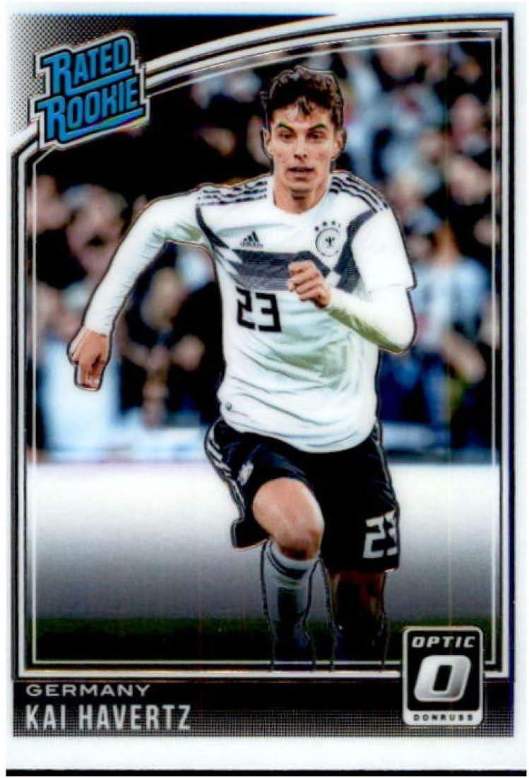 2018-19 Donruss Optic #191 Kai Havertz Germany Rookie Soccer Card