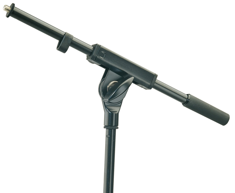 color negro K /& M 21160 Brazo para micr/ófono