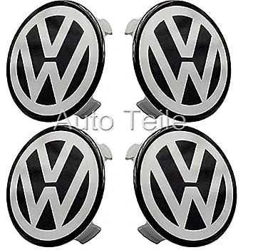 4 tapas de pieza Buje 75/72 mm exterior/interior diámetro Buje Tapa Llantas Emblema Rueda Logo Wheel Center Hub Caps: Amazon.es: Coche y moto