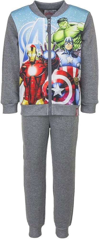 Marvel Super Heroes Chándal Conjunto Jogging - para niño - AHQ1388 ...