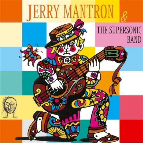 Jerry Mantron & Supersonic Band - Supersonic Band