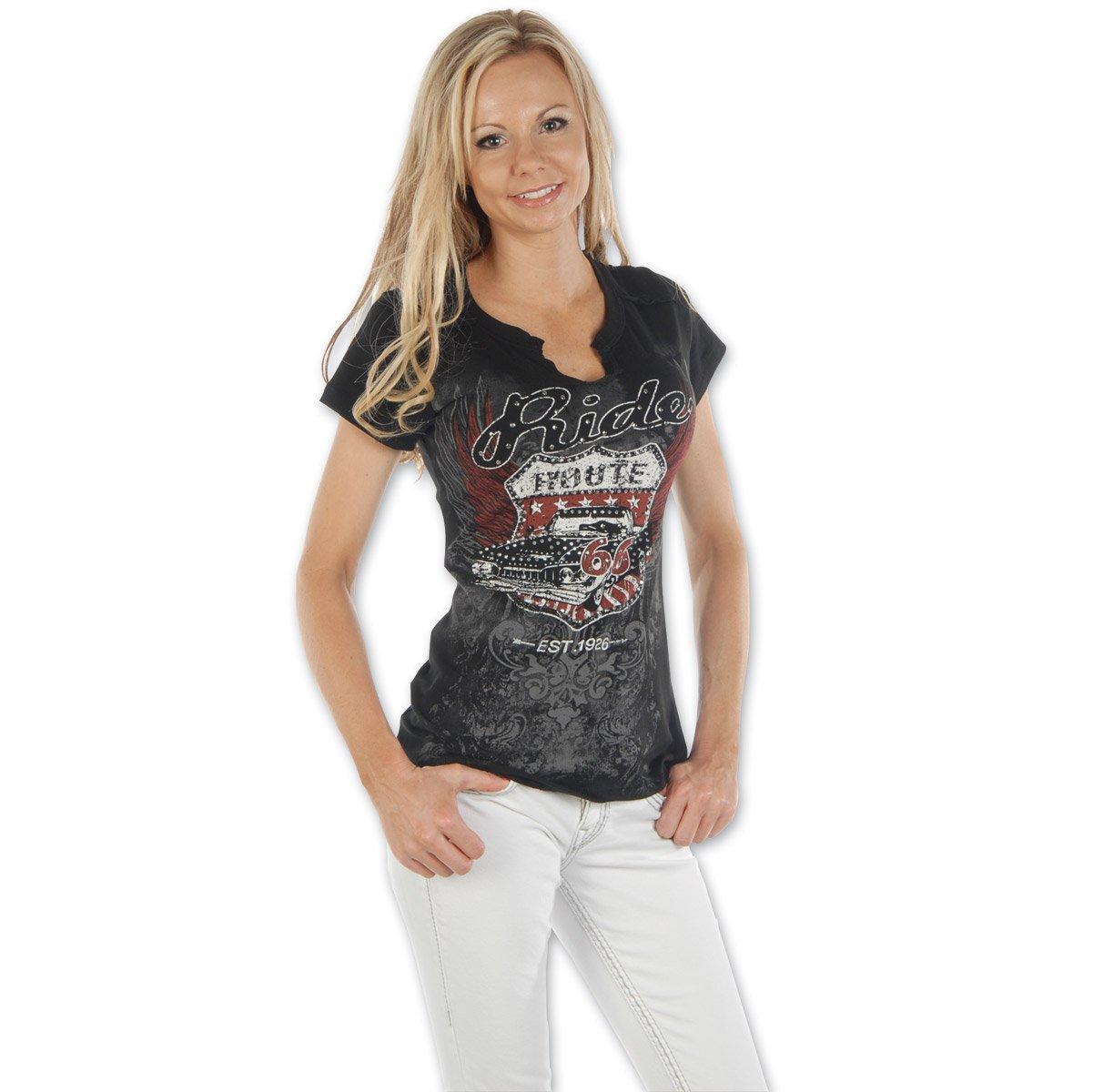 保障できる Liberty Wear B00MQ7X3ZY Kicks 66レディースブラックTシャツ Liberty Kicks、L B00MQ7X3ZY, アツシオカノウムラ:e055c701 --- svecha37.ru