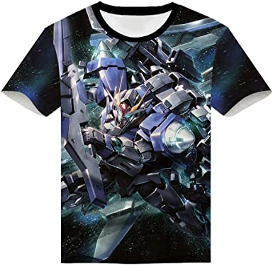 Metal Gear Men Comfortable Polyester Short Sleeve Shirt Anime T Shirt