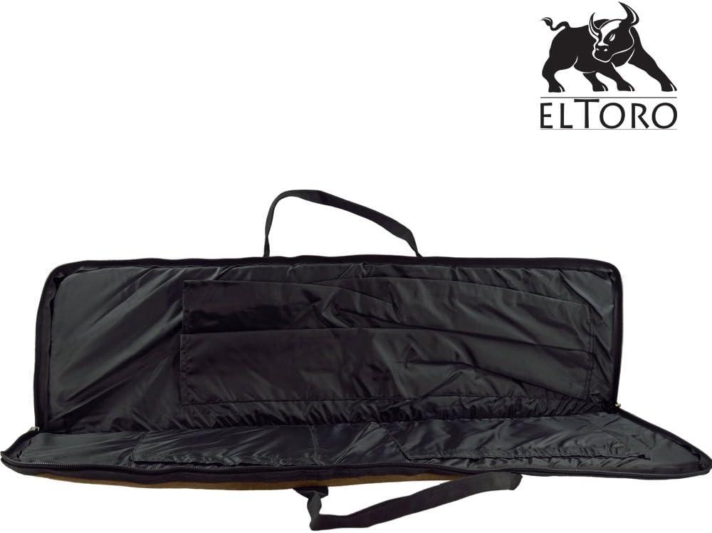 Velour in 2 Farben elToro Tasche aus echtem Leder