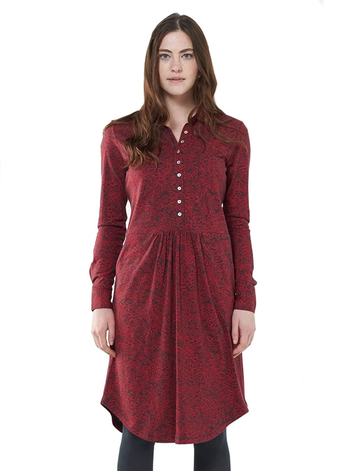 Shivani Jersey Shirt Dress