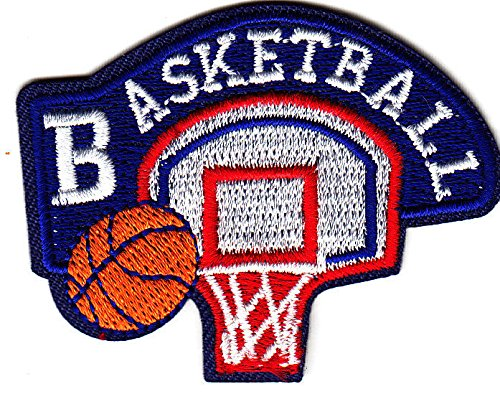 Embroidered Basketball - 8