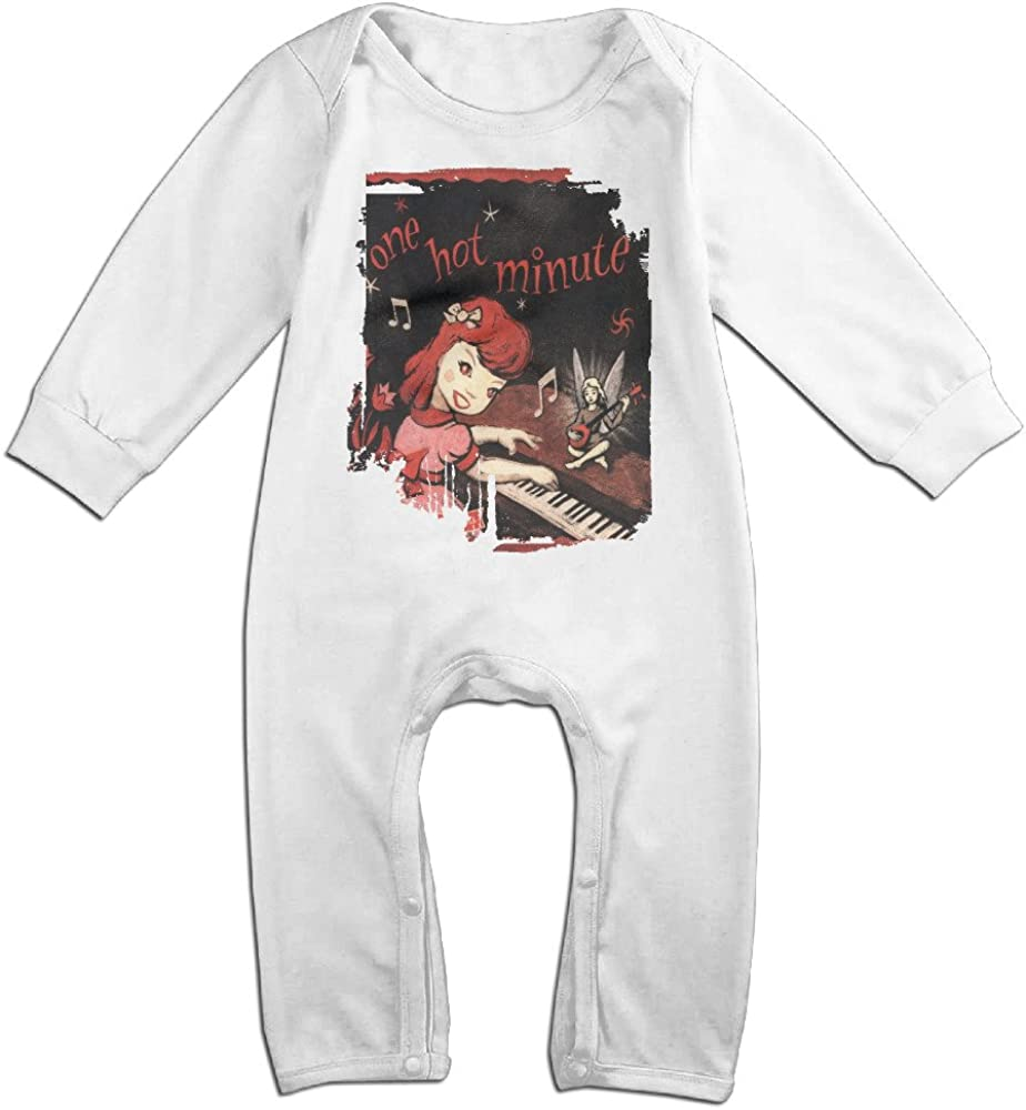 Red Hot Chili Peppers Baby One-Piece//Bodysuit