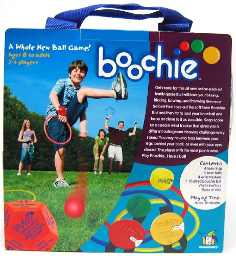 Boochie, A Whole New Ball Game by Gamewright (Image #2)