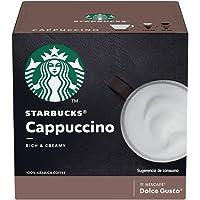 Nescafé Dolce Gusto, Cappuccino 12 Cápsulas, 12 Piezas