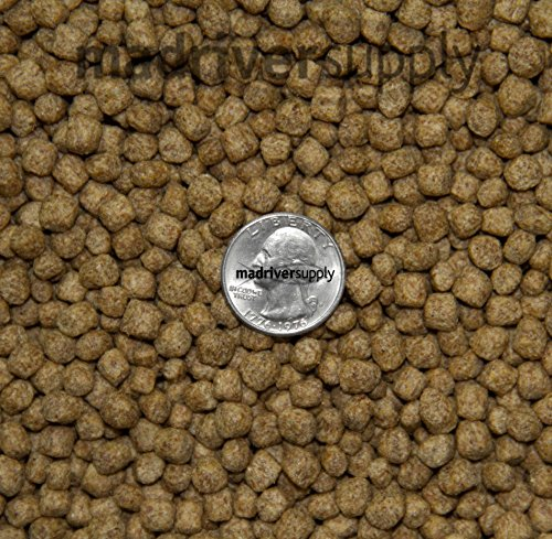Purina-Mills-Game-Fish-Chow-32-Protein-Extruded-Multi-Particle-Size-Floating-Diet-For-Bass-Bluegill-Catfish-Minnows-Carp-And-Other-Fish-That-Normally-Populate-Ponds-18-Ounces