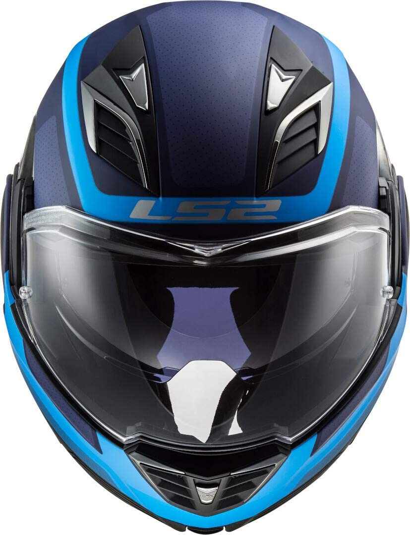 Casco per moto FF900 VALIANT II ORBIT LS2