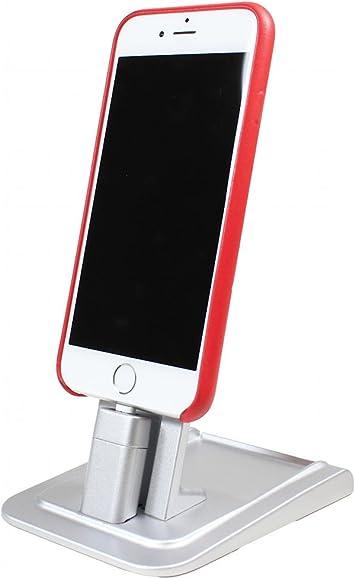 CableJive HeroDock, Soporte de sobremesa para Todos iPhone y ...
