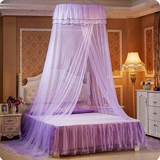 Little Princess POPPAP Bed Canopy for Twin Bed Queen King Size Kids Girls Boys Bedroom Decor Jade