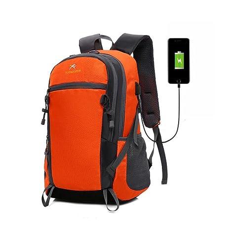 Uomini zaini Impermeabili Laptop Bags Per I Viaggi College Scuola Poliestere
