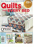 QUILTS FOR EVERY BED, 2014 ( 19+ PROJECTS TO FIT CRIB, TWIN, FULL QUEEN & KING )