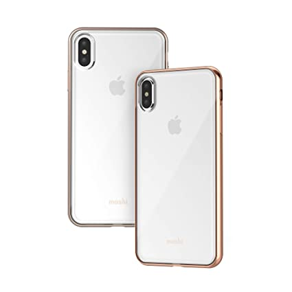 Moshi Vitros Clear Case For Iphone Xs Max Gold