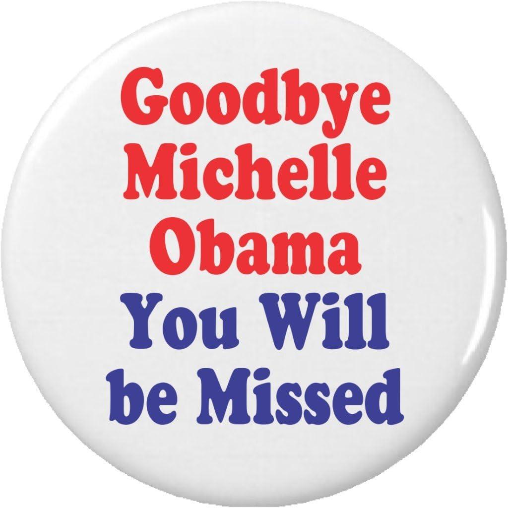Michelle Obama Key Chain