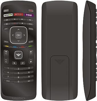 XRT112 - Mando a distancia de repuesto para Vizio Smart LED TV con teclas de aplicación Netflix/Amazon/M-GO: Amazon.es: Electrónica