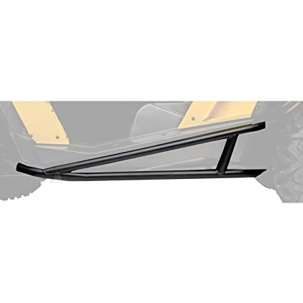 Amazon.com: New Can-Am Commander Rock Brush Guard Slider Nerf Bars ...