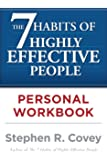 FranklinCovey The 7 Habits of Highly Effective People Personal Workbook