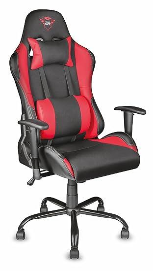 Trust Gxt 707 Resto Gaming Stuhl Amazon De Computer Zubehor
