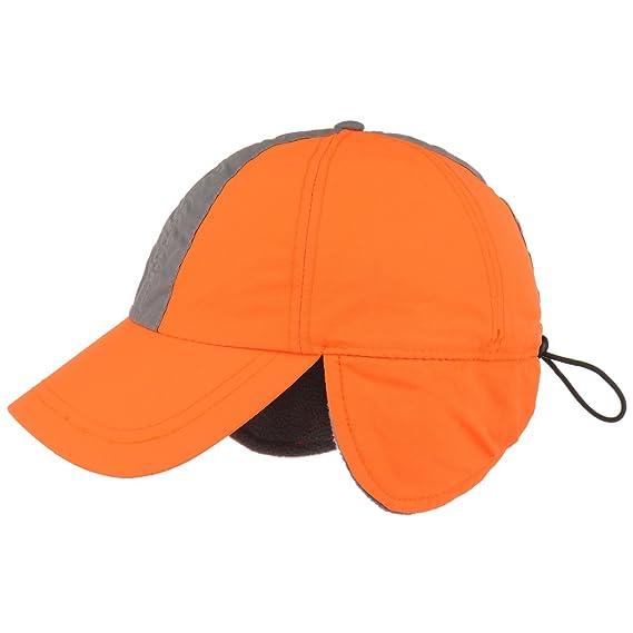 Lipodo Cappellino Riflettente Paraorecchie Donna Uomo  b231f675f252
