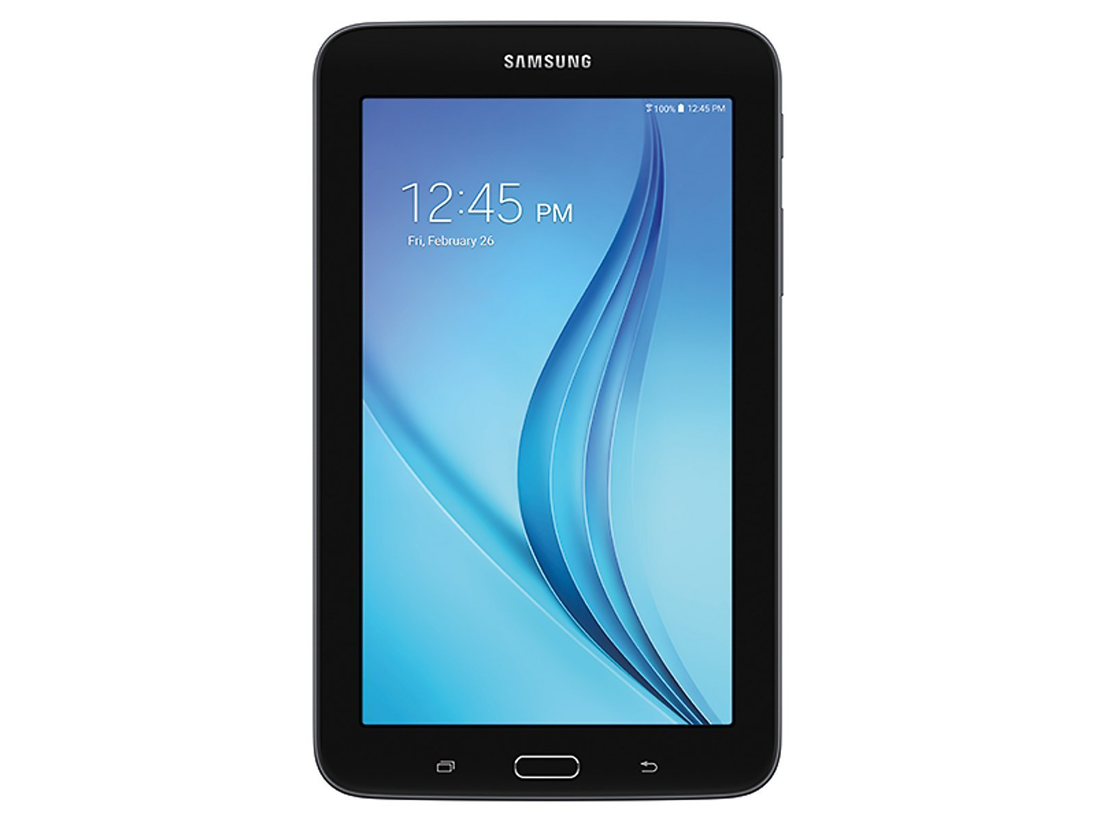 Samsung Galaxy Tab E Lite 7.0'' 8GB (Black) (Certified Refurbished)