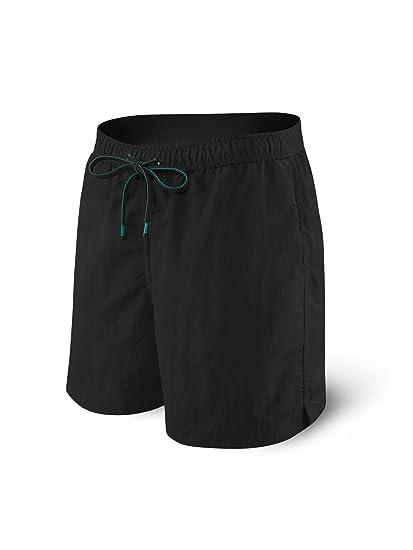 "ddada2e344 Saxx Underwear Cannonball 2N1 Regular 7"" Men's Swim Shorts Ballpark  Pouch ..."