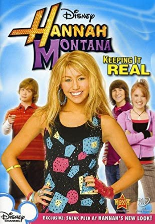 Hannah Montana Keeping It Real Miley Cyrus Emily Osment Mitchel Musso Jason Earles Billy Ray Cyrus Cine Y Tv
