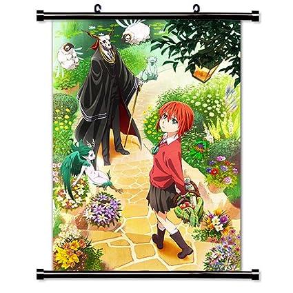 Amazoncom The Ancient Magus Bride Mahou Tsukai No Yome Anime