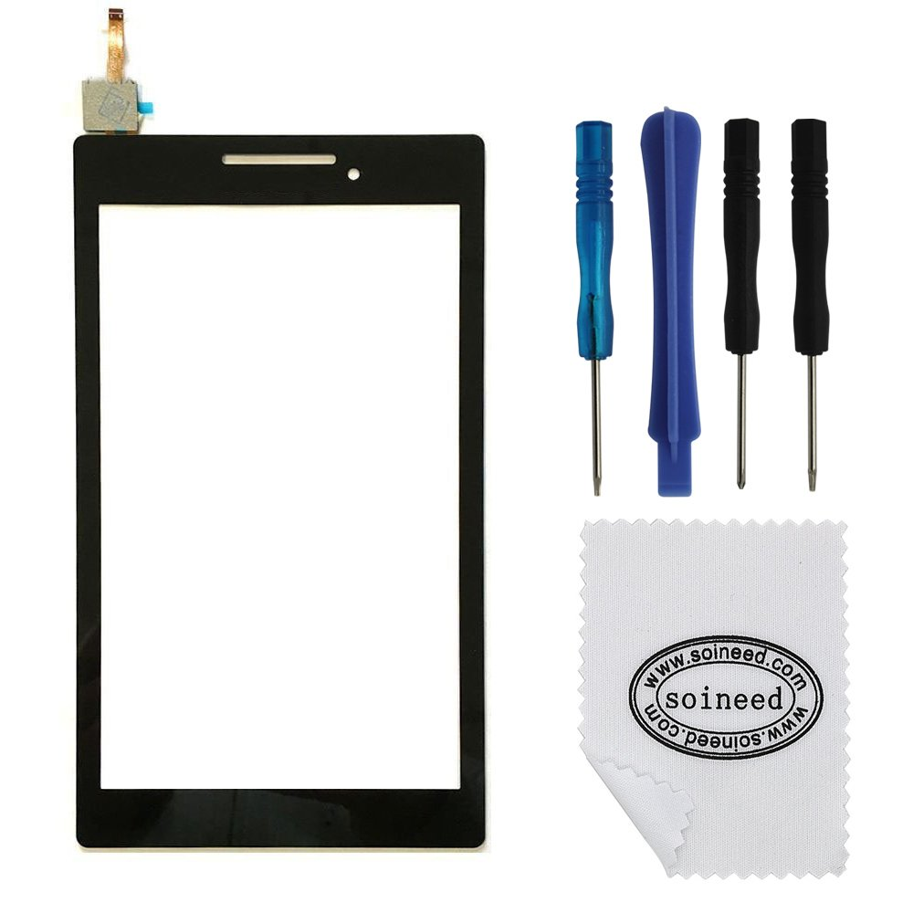 Touch Screen Digitizer Glass Replacement For Lenovo Tab 2 A7 20f Lcd Tab2 With Tools No Included Black Cell Phones Accessories
