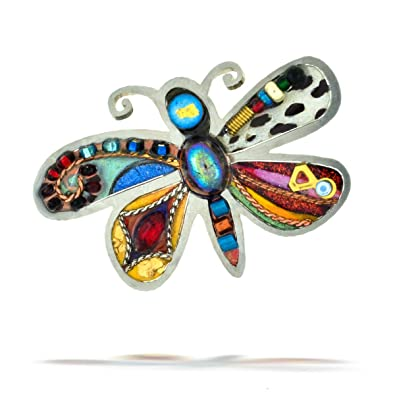 The Artazia Collection Seeka Sweet Butterfly Nature Pin P0412