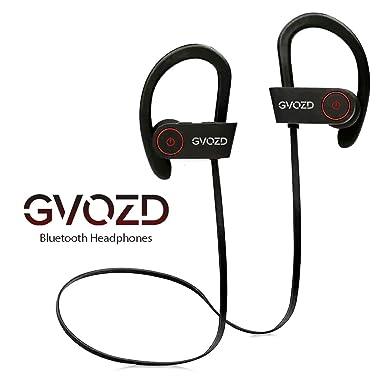 Bluetooth auriculares Gvozd, inalámbrico a prueba de sudor auriculares de cancelación de ruido, resistente