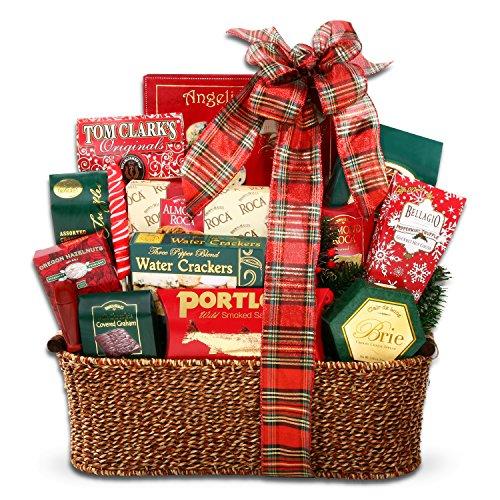 Gracious Holiday Gift Basket