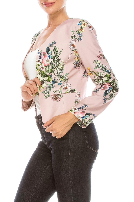 Amazon.com: RolyPoly - Chaqueta de trabajo para mujer: Clothing
