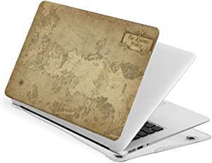 JHJHJ Game of Thrones-World Map Laptop Case Fornew Air13 Hard Case Shell Cover + A Keyboard Swipe The Quality of A Material is Frivolous,Good Heat Dissipation Performance