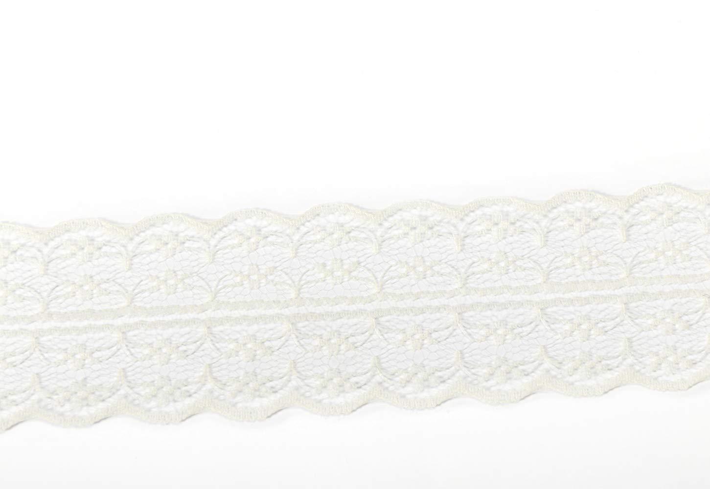 1.7/' /» ruban de rouleau de dentelle violette en dentelle x11yard dentelle de mari/ée en dentelle florale vintage pour lartisanat de d/écoration