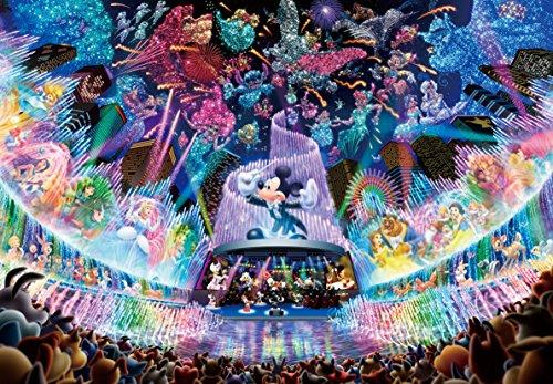 Tenyo Disney Water Dream Concert Jigsaw Puzzle (1000 Piece)