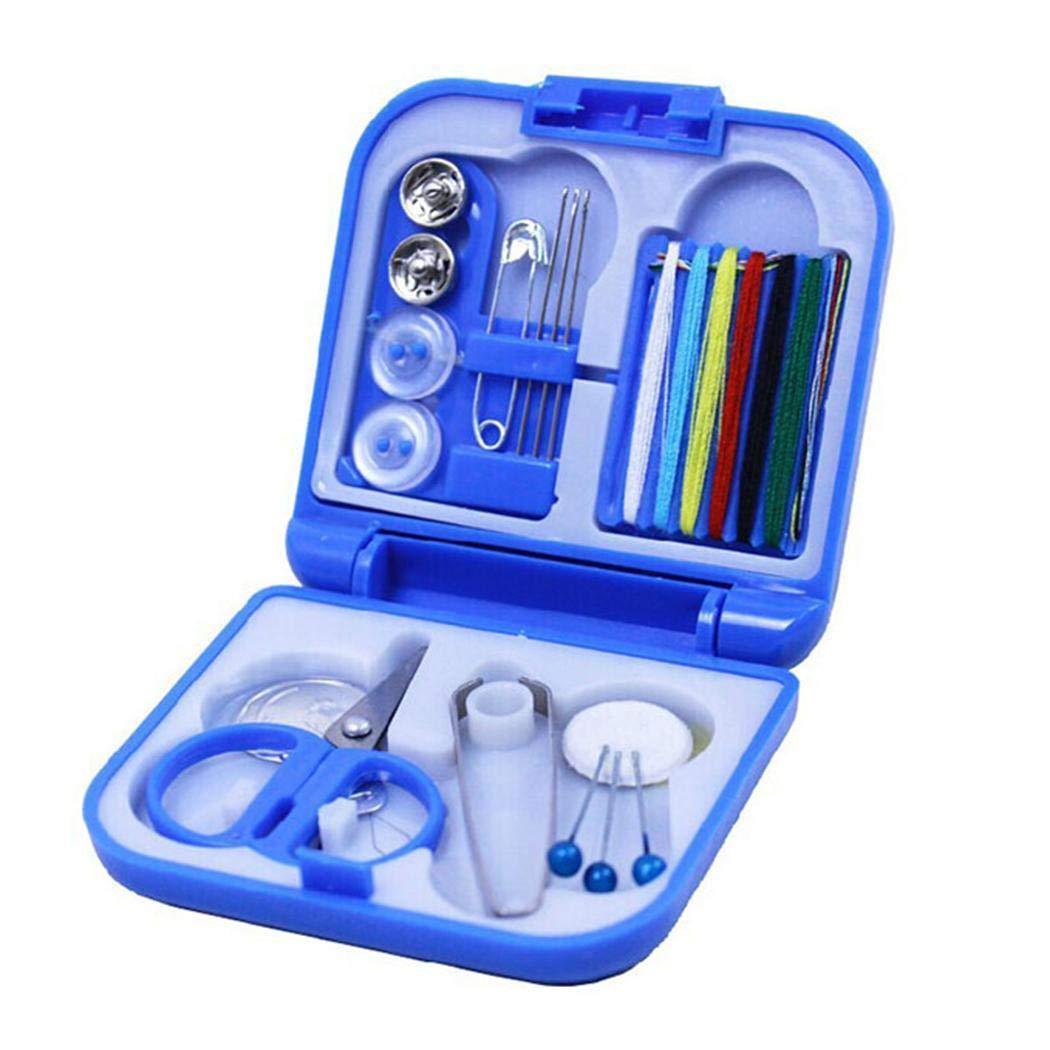 Beginners Xixini Sewing Kits Multi-function Portable Home Travel Mini Sewing Needles Kit Travel kids