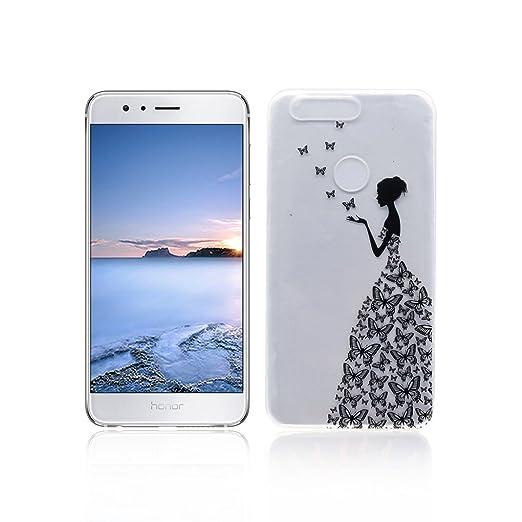 50 opinioni per Cover Huawei Honor 8 Custodia TPU Silicone OuDu Cover Huawei Honor 8 Cassa Gomma