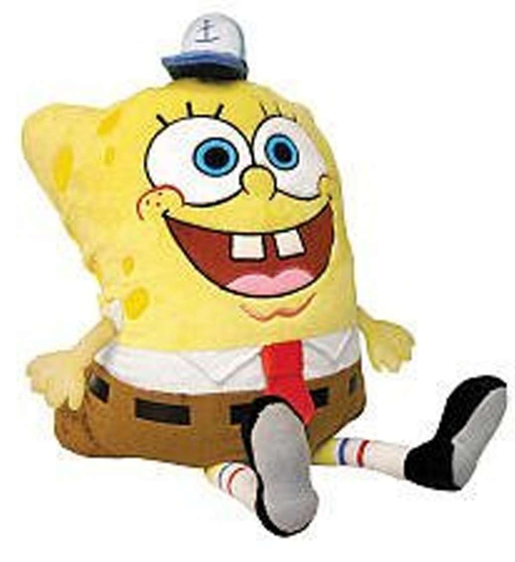 amazon com pillow pets wees nickelodeon spongebob