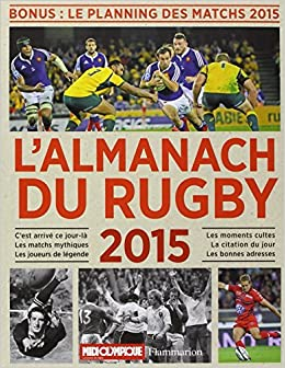 Almanach du rugby 2015 by Midi Olympique(2014-09-24)