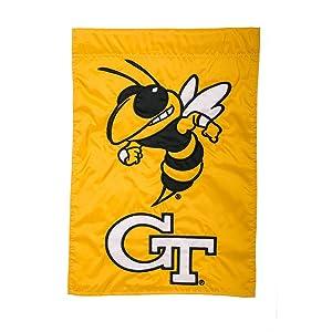 Team Sports America Collegiate America Garden Flag